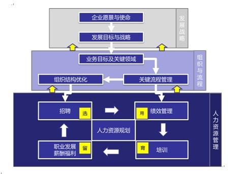 人力资源管理 - 知识分享